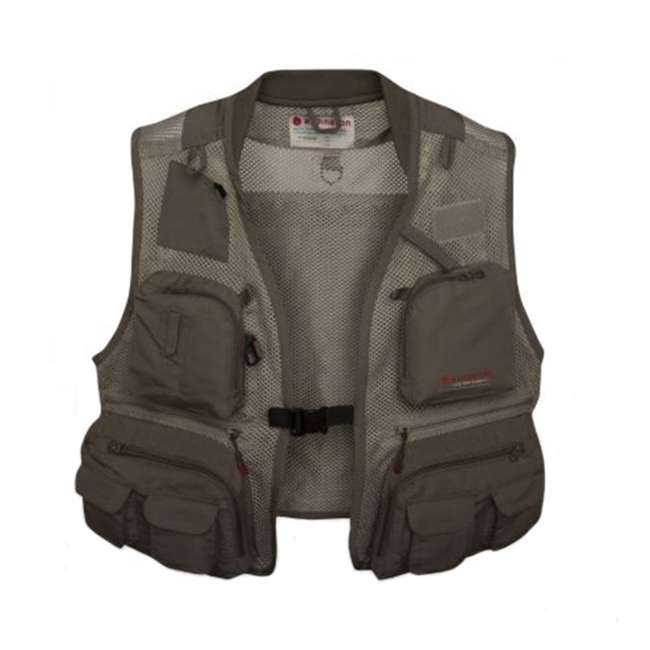 RED-5-FM007936-0506 Redington First Run Fly Fishing Vest, 2XL/3XL (2 Pack) 1
