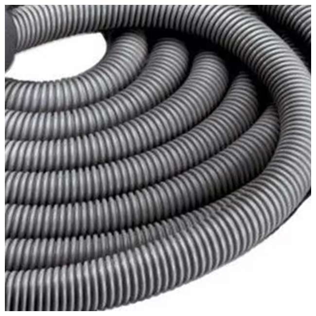 BR-CH515-U-B NuTone Current Carrying Crush Proof Universal Central Vacuum Hose, 30 ft (Used) 4