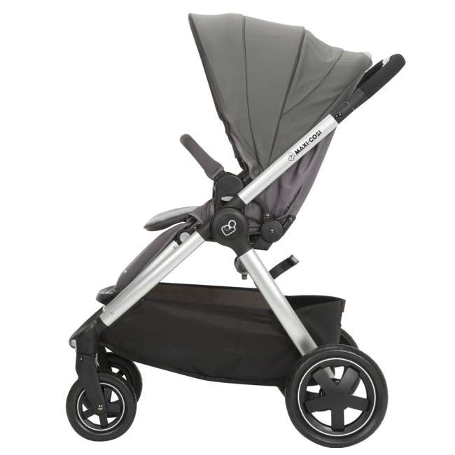 TR362CTF Maxi-Cosi Adorra Stroller and Car Seat Travel System, Loyal Gray 2