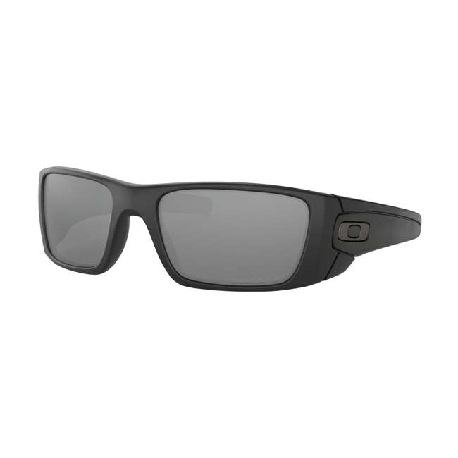 OO9096-B3 Oakley OO9096-B3 SI Fuel Cell Cerakote Polarized Sunglasses, Graphite Black