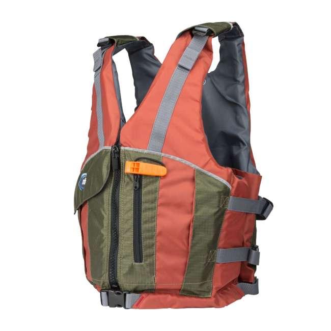MTI-702I-0RG23 MTI Life Jackets Reflex Adult XS/S Life Jacket, Copper 1