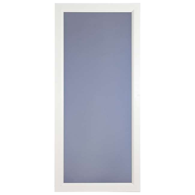 "CE59FV031L Larson Envision Series Fullview Left Hinged 32"" Storm Door"
