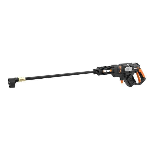 WG644.9 Worx WG644.9 Hydroshot 20V Cordless Power Washer Pressure Cleaner (Tool Only)