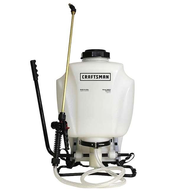 CMAN-61810 Craftsman 4-Gallon Backpack Garden Sprayer (2 Pack) 1