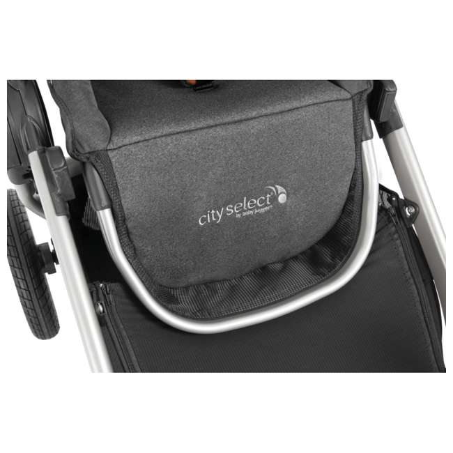 1959502 Baby Jogger City Select Single Stroller, Black 6
