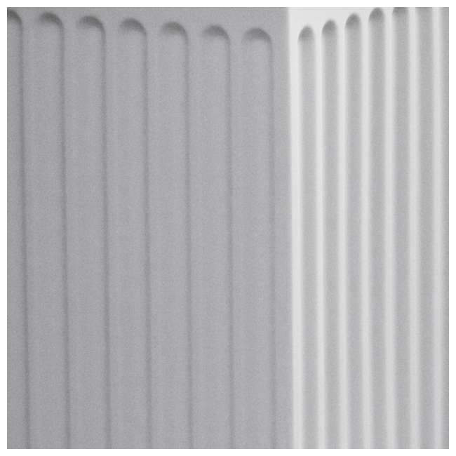 SV-COL-WHI Good Ideas Savannah Patio Outdoor Column 30 Gallon Storage and Waste Bin, White 2