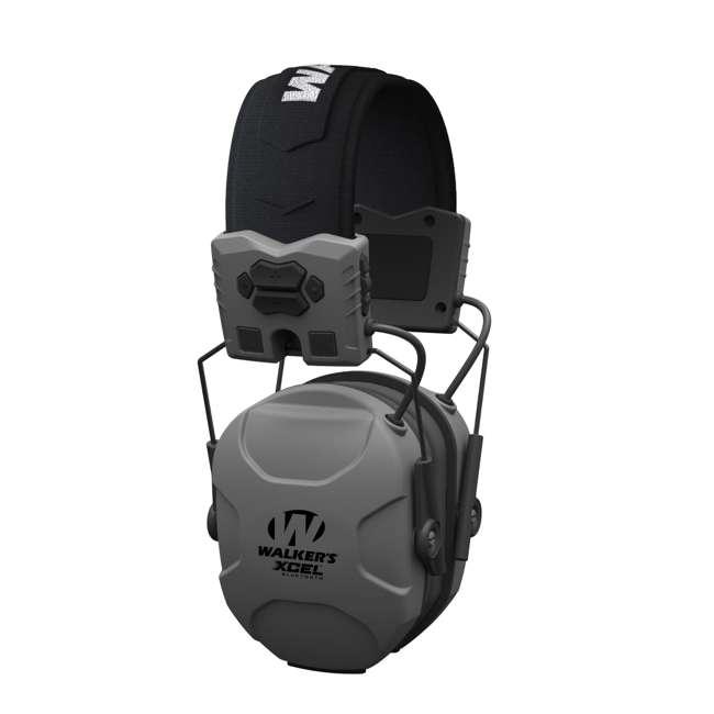 GWP-XSEM-BT Walker's XCEL 500BT Digital Shooting Hearing Muff (2 Pack) 1
