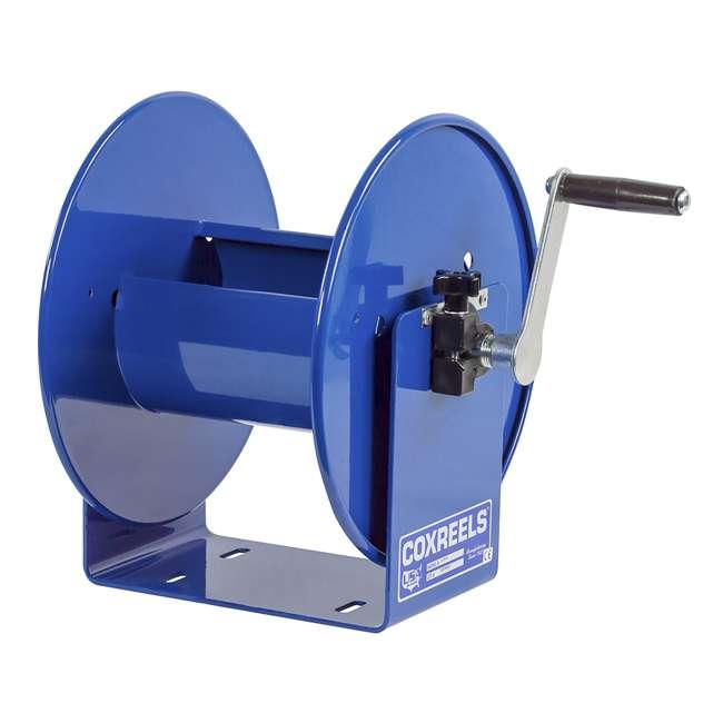 112Y-12 Coxreels Hand-Crank Steel Electrical Cord Storage Reel 5