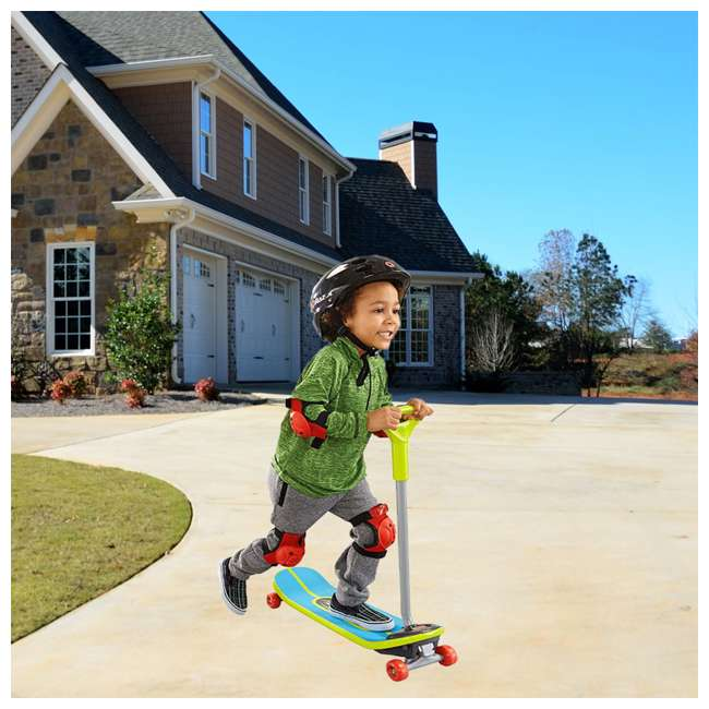DYH05 Fisher-Price Kids Convertible Grow to Pro 3-in-1 Skateboard 3