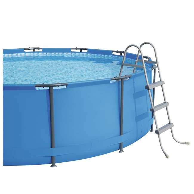 Bestway Steel Pro Max 15 Foot X 42 Inch Frame Swimming