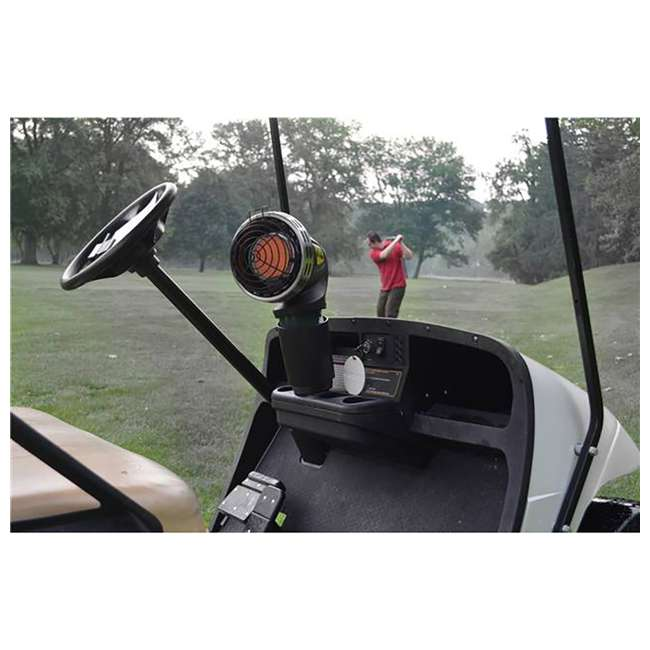 MH-F242010 Mr. Heater 4,000 BTU Propane Golf Cart Heater 7