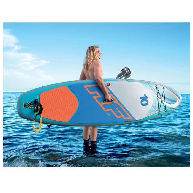 65312E-BW  Bestway Hydro-Force Huaka'i Tech 10 Foot Paddle Board 11