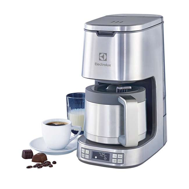 Coffee Maker On Clearance : Electrolux Expressionist 10-Cup Thermal Coffee Maker : ELTC10D8PS