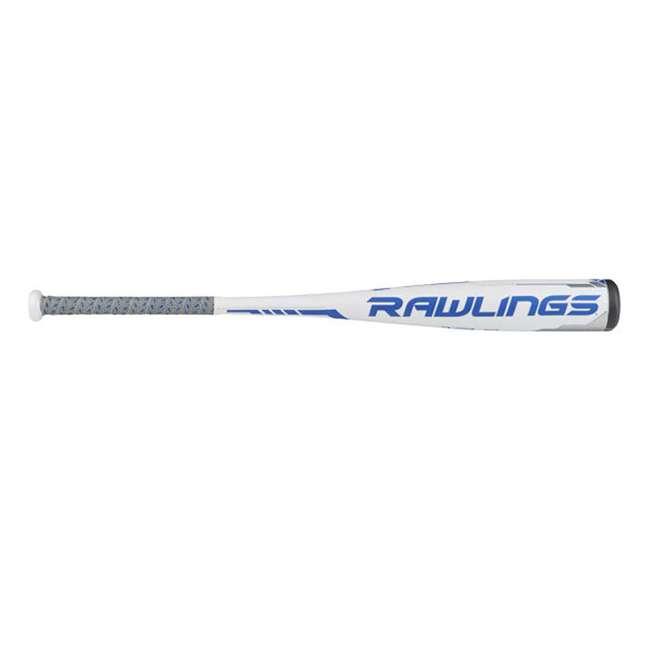 UT8V34-30INCH Rawlings 2018 Velo USSSA 2.75 Inch Barrel Baseball Bat (2 Pack) 2