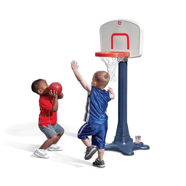 865600 Step2 Shootin' Hoops 42 Inch Junior Basketball Set 1