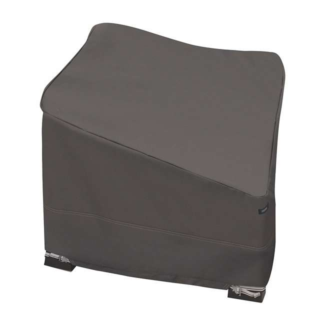 55-427-045101-EC Classic Accessories Ravenna Water Resistant Corner Sectional Chair Seat Cover