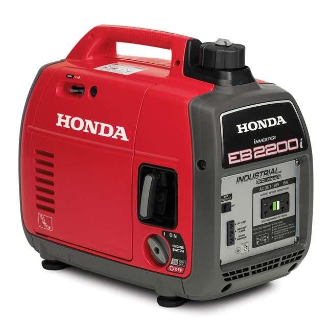 EB2200ITA Honda EB2200ITA 2200 Watt Super Quiet Portable Inverter Generator