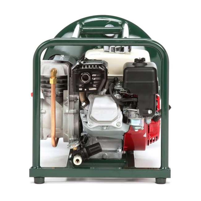 GD4000PV5H-U-B Rolair 4.5 Gallon Gas Powered Cordless Small Portable Air Compressor (Used) 3