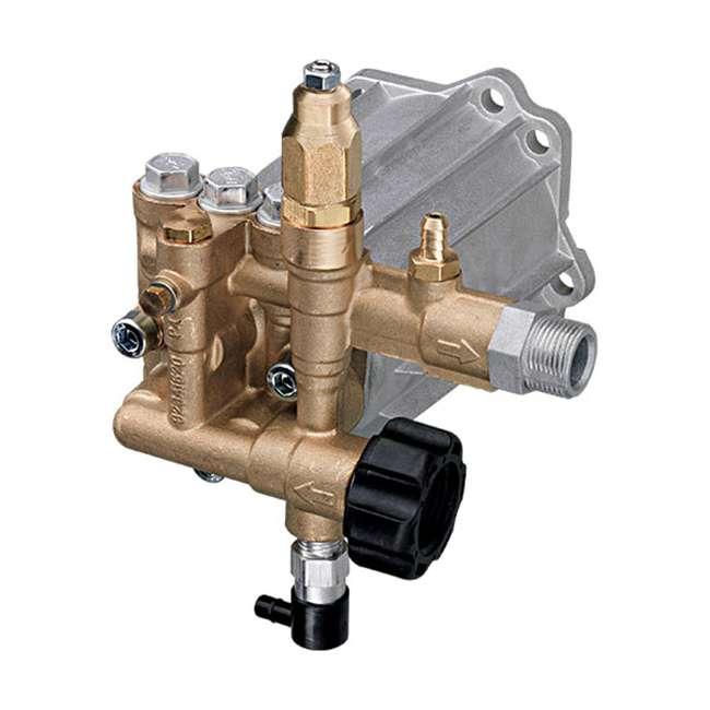 RMV25G30D-PKG AR Blue Clean 2.5 GPM 3000 PSI Plunger Horizontal Pump (2 Pack) 3