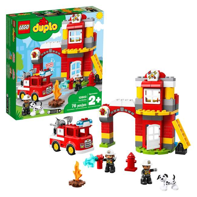 6250741 Fire Station