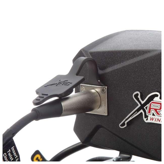 98495-SMITTYBILT + MTX02BK Smittybilt XRC-9.5 Gen2 9500-Pound Towing Winch & Recovery Tracks 4