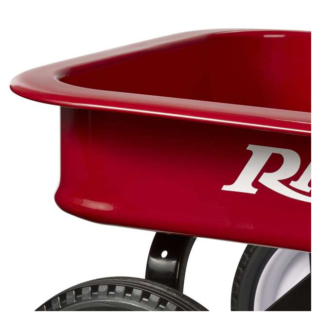 18-100 Radio Flyer Classic Kids Toddler Original Little Red Wagon, 100th Anniversary 2