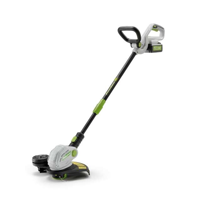 PGT140 Powersmith 40-Volt Max Cordless String Trimmer and Edger (2 Pack)