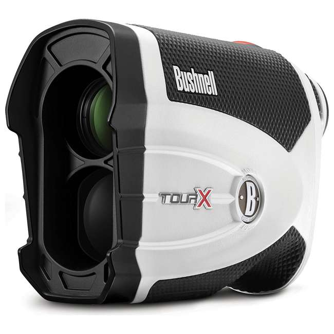 BGOLF-201540-RB Bushnell Tour X Laser Golf Rangefinder, (Certified Refurbished) 1