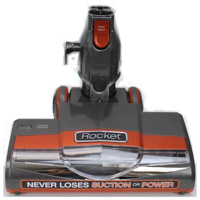 HV301 Shark Rocket Upright & Stick Vacuum, Orange (Certified Refurbished) (For Parts) 2