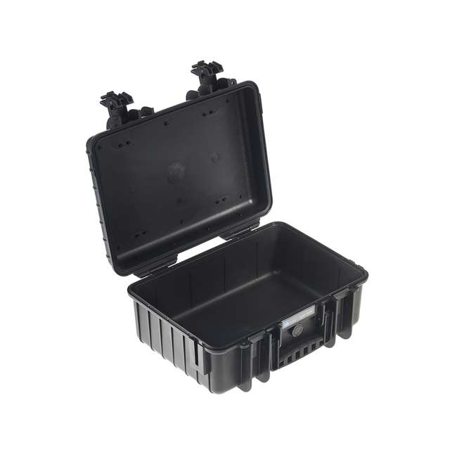 4000/B/SI B&W International 4000/B/SI Hard Plastic Outdoor Case with Removable SI Insert 2