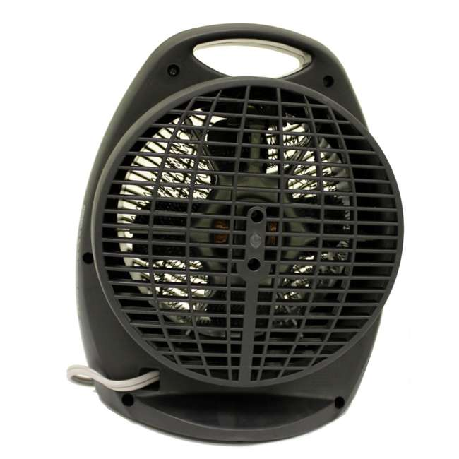 HFH108B-UM Holmes Compact Space Heater with Adjustable Thermostat HFH108B 3