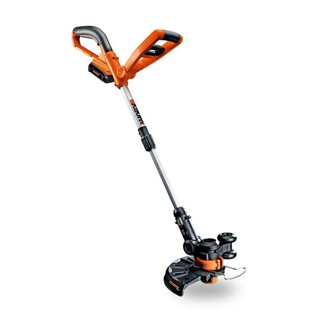 WG155 Worx WG155 20V Lithium-Ion Trimmer & Edger with Battery & Charger