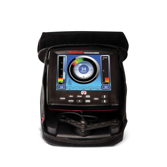 MARCUM-LX-7 MarCum Ice Fishing Digital Sonar System 8-Inch LCD Dual Beam 3