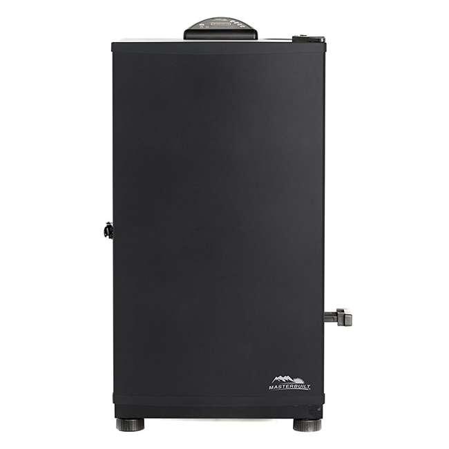 "MB20071117-U-A Masterbuilt Outdoor 30"" Digital Electric Smoker Grill, Black (Open Box) (2 Pack) 1"