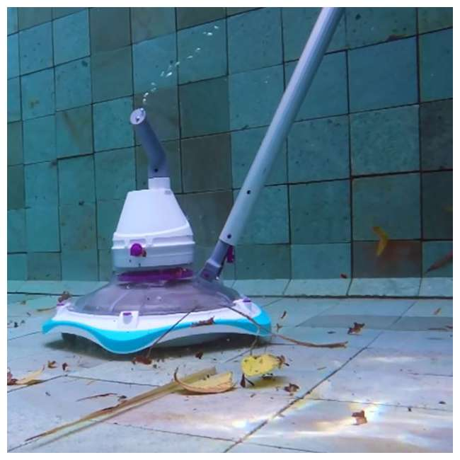 EV80CBX/17/US-U-A Kokido Telsa 80 Rechargeable Electric Pool Vacuum Cleaner (Open Box) 1