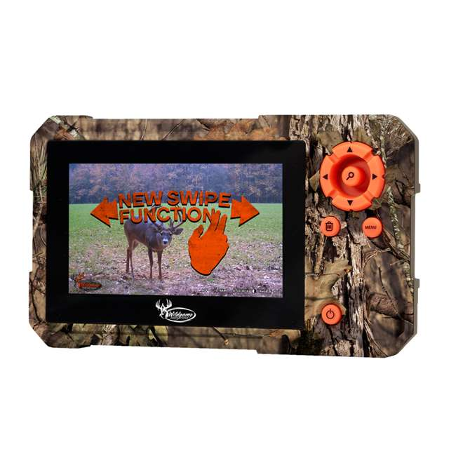 WGI-TR10I28MS207 Wildgame Innovations Terra Bade Combo 10MP Game Camera & Viewer 2