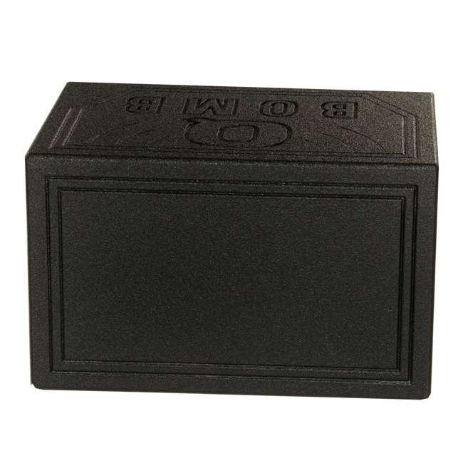 QBOMB10VL-SINGLE Q-Power QBOMB10VL Single 10-Inch Vented Subwoofer Box  (2 Pack) 5