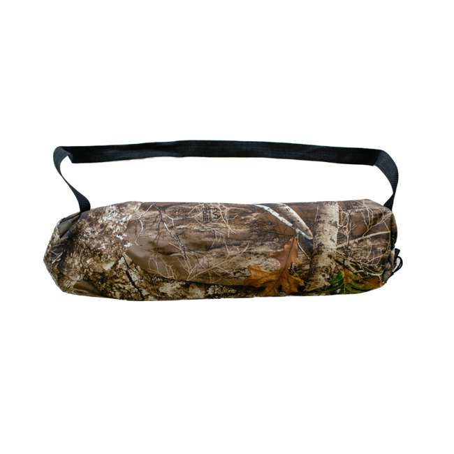 BM5119 Cooper Hunting BM5119 Bow Master RealTree Concealment Cover w/ TM100 Tree Mount 1
