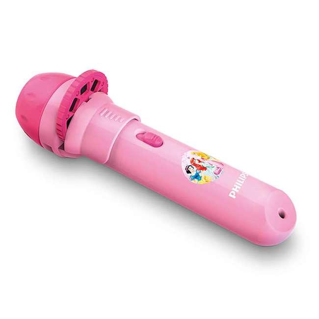 PLC-7192408U0 + PLC-7178828U0 Philips Disney Frozen Touch Night Light w/ Philips Disney Princess Flash Light 4