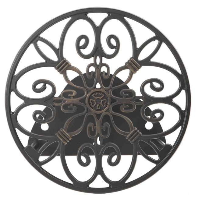 LBG-N-670 Liberty Garden Products Cast Decorative 125 Foot Wall Mount Butler