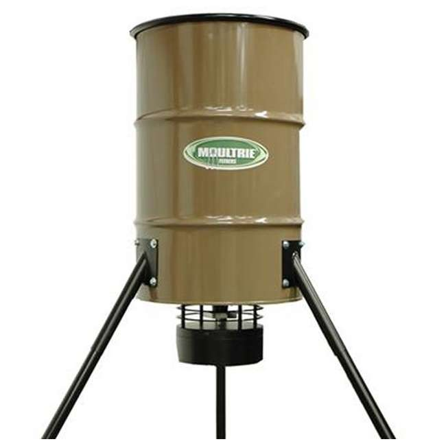 MFHP53764 Pro Magnum Feeder Kit - MOULTRIE 6V Game Deer Feeder Kit w/ Varmint Guard 2