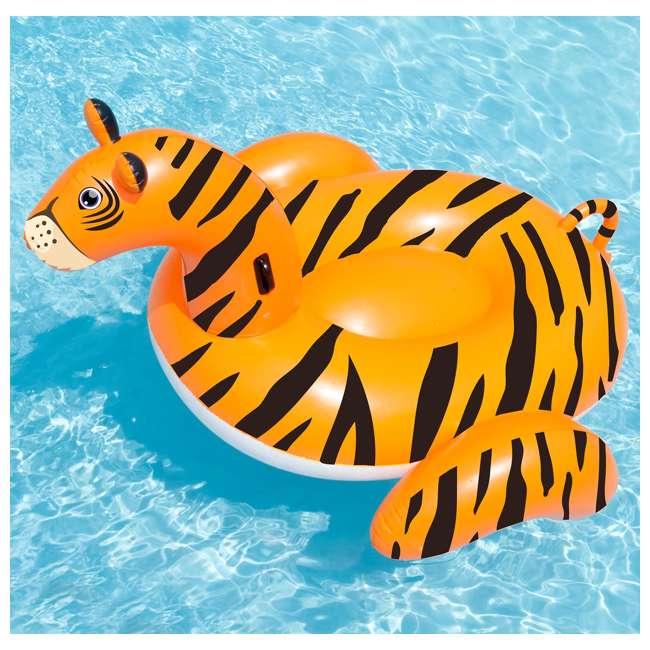 90718 Swimline Giant Tiger Swimming Pool Float  4
