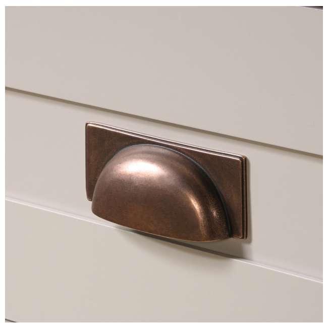 SF-419281-U-A Sauder Home Furniture Grange Tall Storage Farmhouse Shaker Cabinet (Open Box) 4