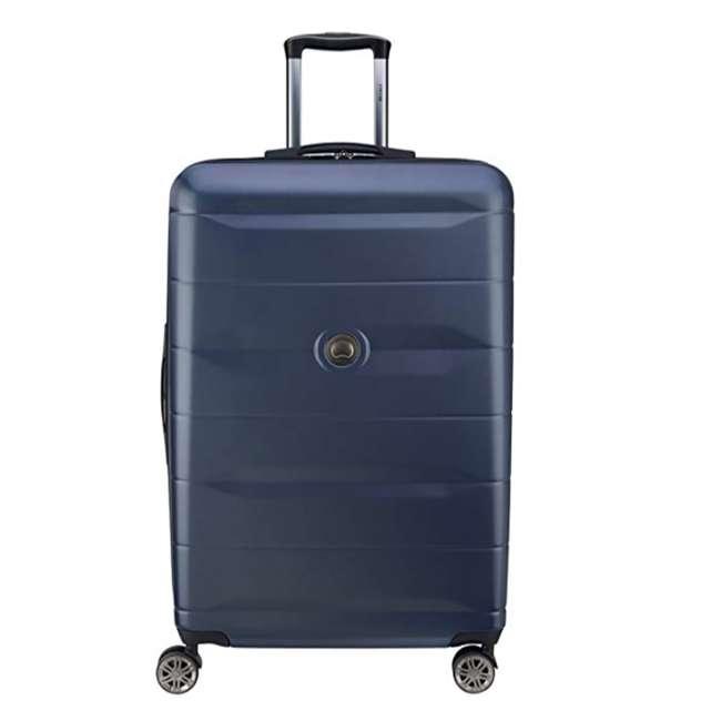 """40386583001 DELSEY Paris Comete 2.0 28"""" Expandable Spinner Upright Hardside Travel Bag, Blue"""