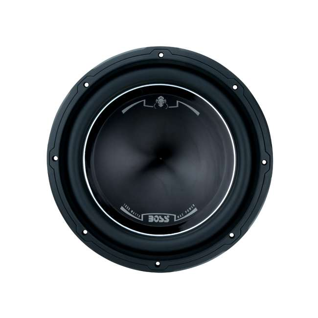 P10DVC + IMP20002 + KIT2 Boss Audio P10DVC 10-Inch 1800W Subwoofer with 2 Ch Amplifier with Amp Kit 1