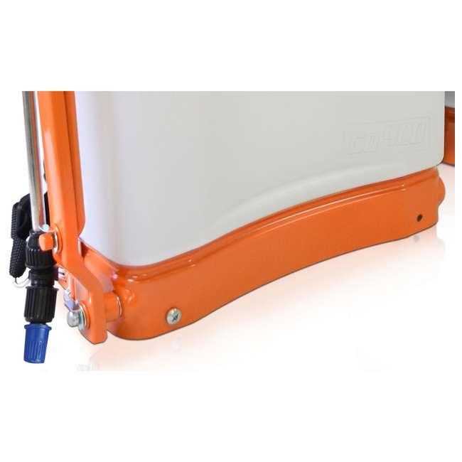 JACTO-1210801 Jacto CD400 Lightweight 4-Gallon Backpack Sprayer