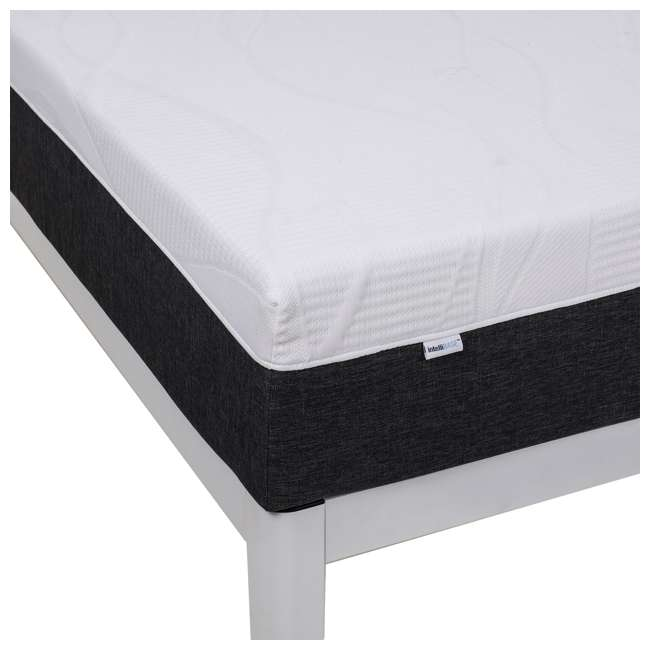 IBS-MAT-F [Copy 2] IntelliBASE 10-Inch Comfort Memory Foam Mattress, Full 7