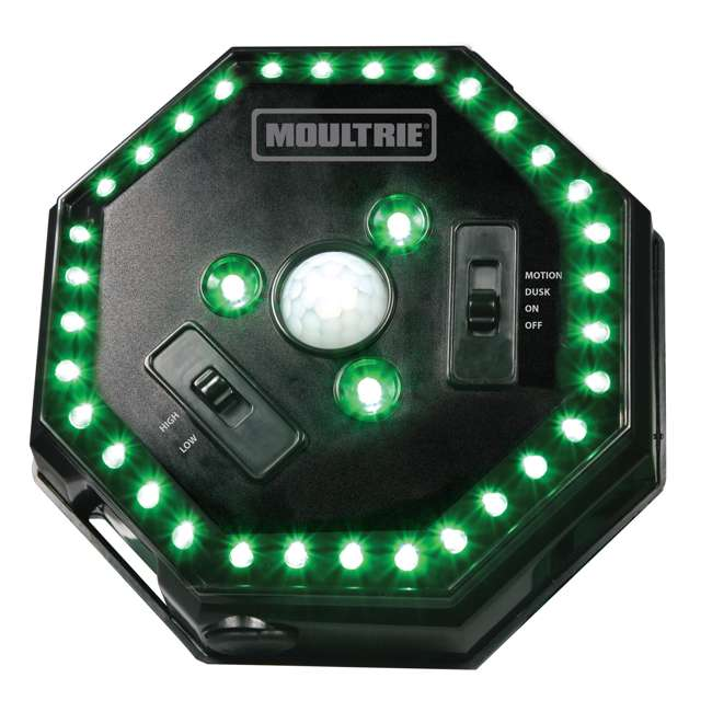 MFA-12651 (2) Moultrie Motion-Activated LED Feeder Hog Lights | MFA-12651 1