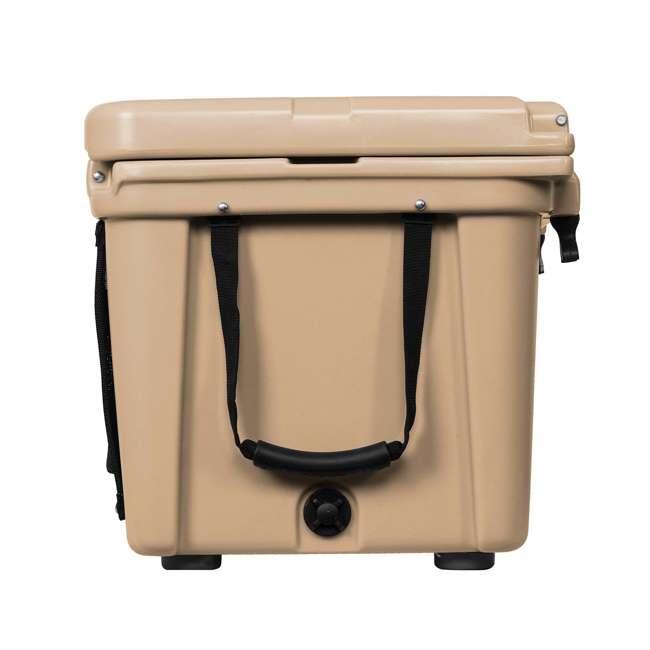 ORCT040 ORCA 40-Quart 8.3-Gallon Ice Cooler, Tan