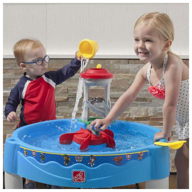 779400 Step2 Toddler Paw Patrol Water Table